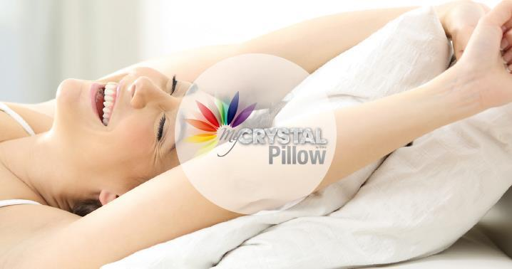 My Bed By Olmo - MY CRYSTRAL PILLOW