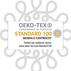 Certifications - OEKO-TEX® Standard 1001