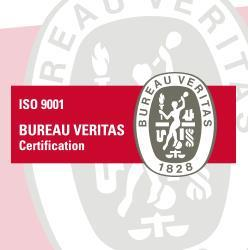 Certifications - ISO 9001:2015